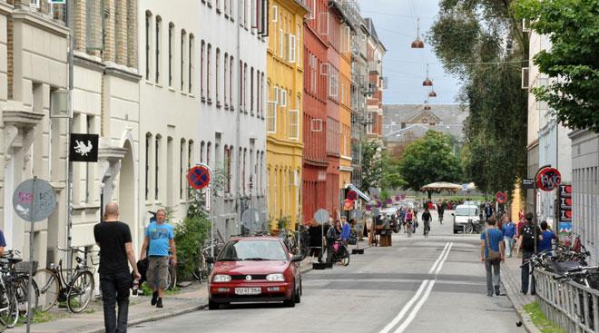 Andel Sankt Hans Gade