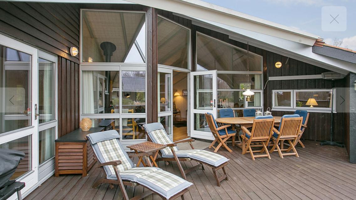 87 kvm sommerhus i Gilleleje nær strand